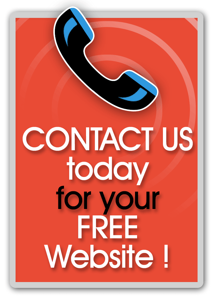 Contact us for a Free Website