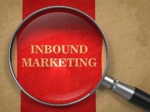 Inbound Marketing - Through Magnifying Glass