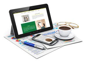 Mobile & Widescreen Friendly WordPress Design