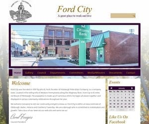 Ford City Borough