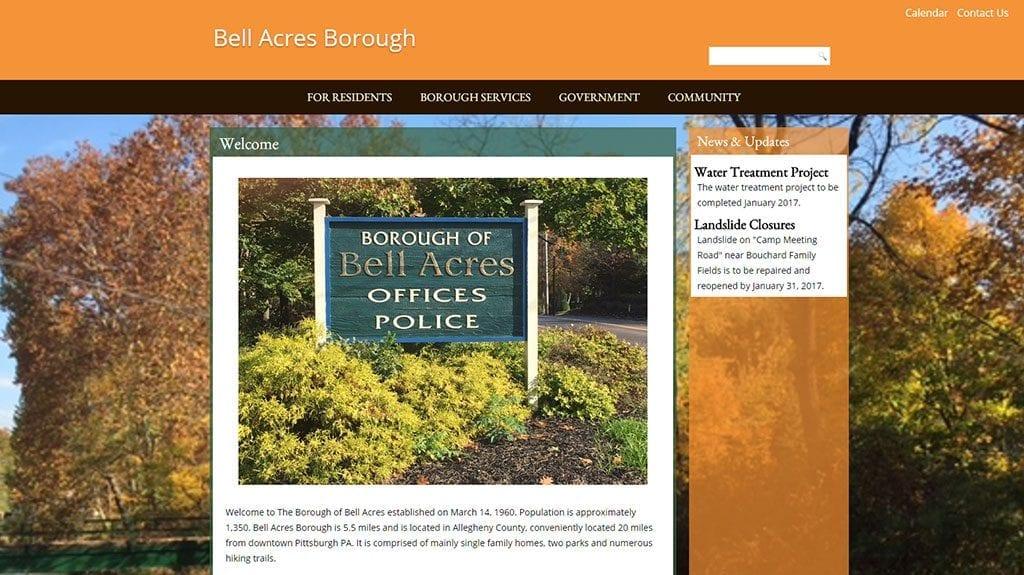 Bell Acres Borough