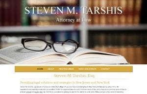 Attorney Steven Tarshis