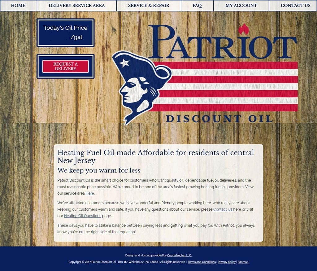 Patriot Discount Oil