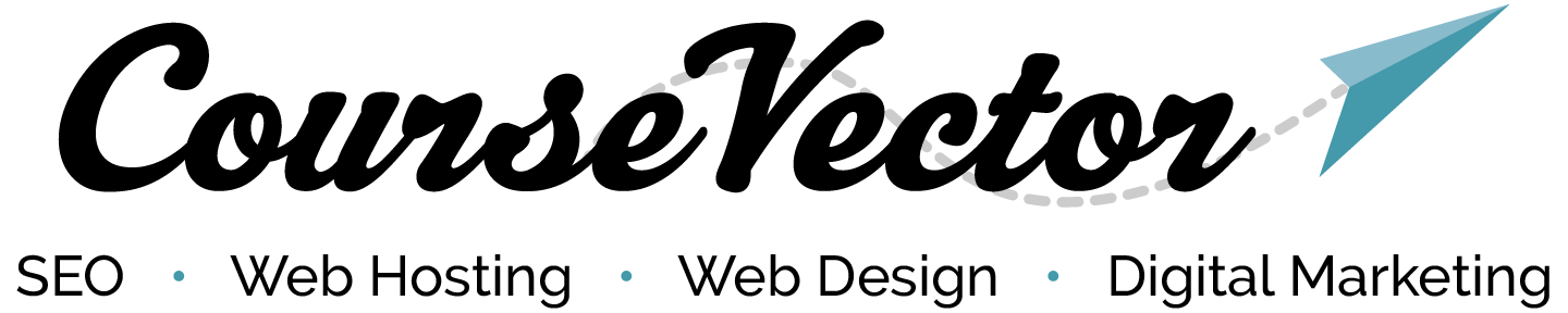 Course Vector | SEO • Web Hosting • Web Design • Digital Marketing