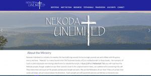 Nekoda Unlimited Website Design