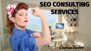 SEO Consulting by CourseVector