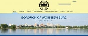 Wormleysburg PA Website Design