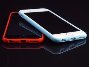 Mobile Phones for app development