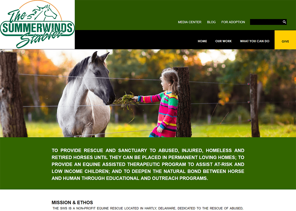 Summer Winds Stables