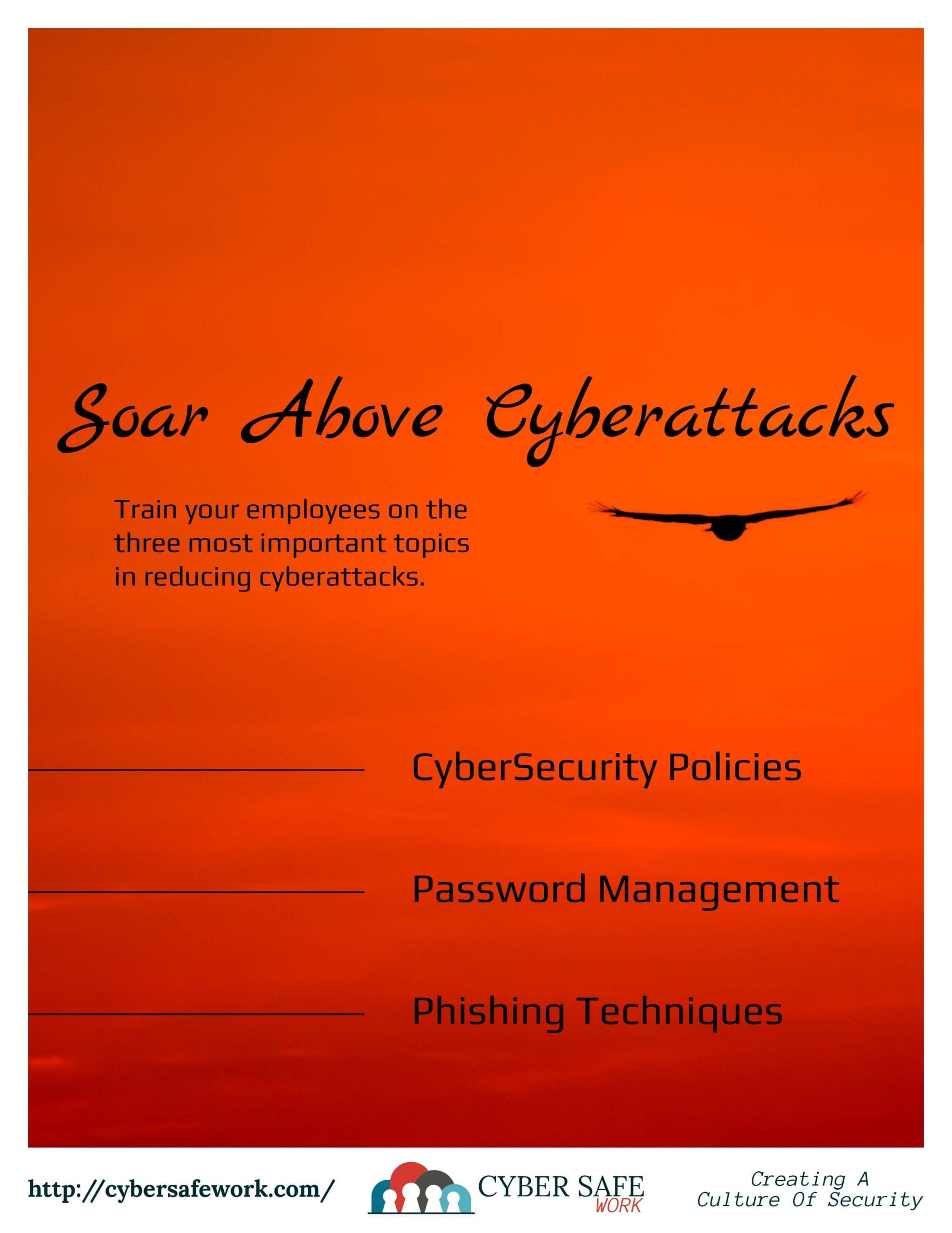 February 2019 CyberSafe Work Poster
