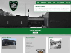 Larksville Borough Website