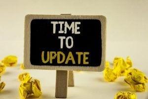 PHP Version Upgrade
