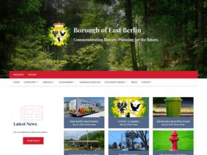 Eastberlinboro-Website-Design -