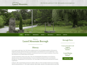Borough of Laurel Mountain website