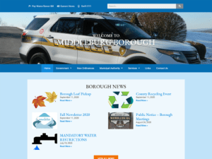 Middleburg Borough website